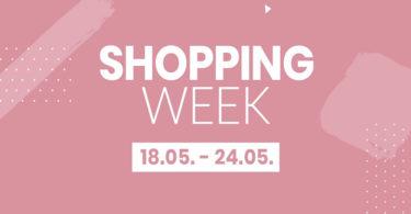 Die iGraal Shopping Week - 24 Exklusiv-Gutscheine mit bis zu 40% Rabatt